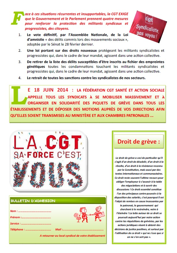 433. Tract discrimination syndicale page 2