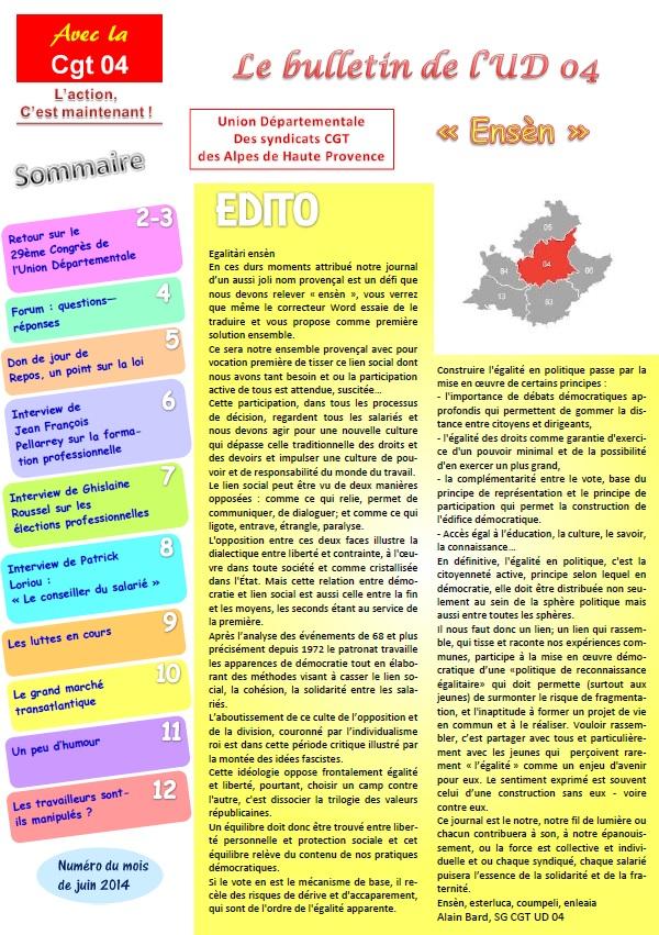 434. Journal UD 04 du mois de juin 2014 (OK A INSERER)