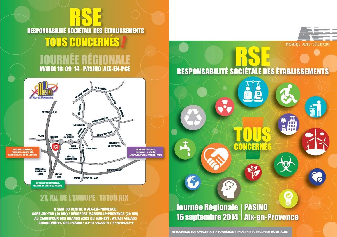 446. Journée RSE - Responsabilité sociétale des établissements (1)