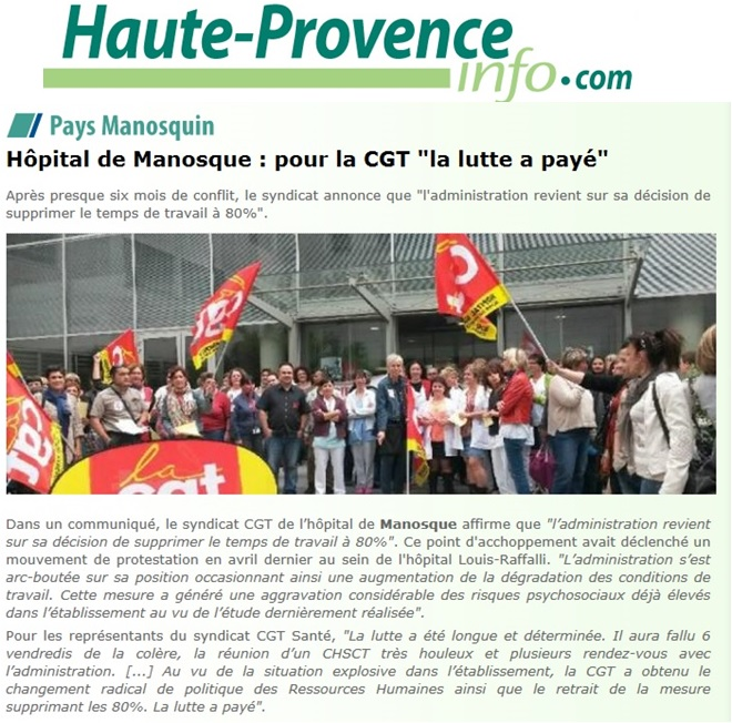 477. Article HPI CGT Manosque