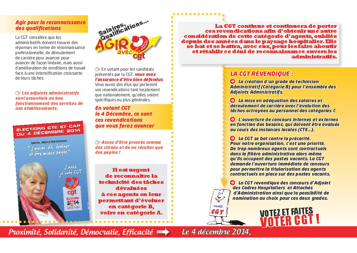 Adjoint administratif Page 2