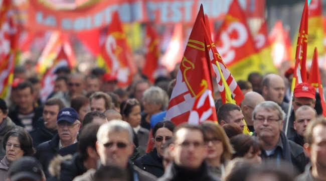 Journée de grève interprofessionnelle le 9 avril