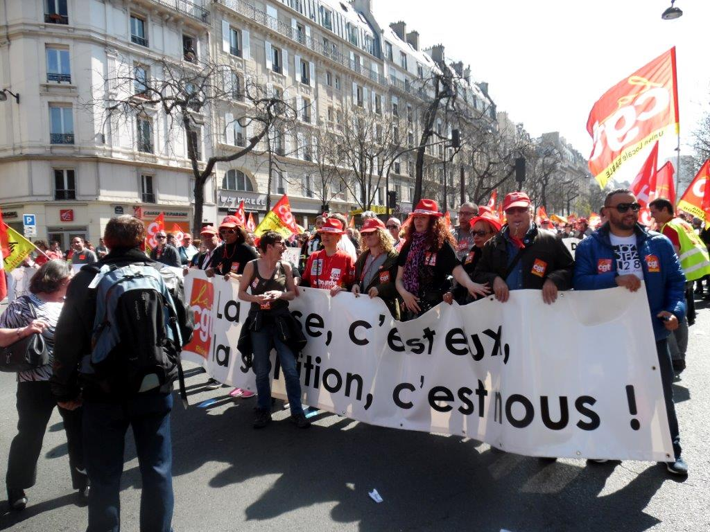 Manifestation CGT du 9 avril (2)