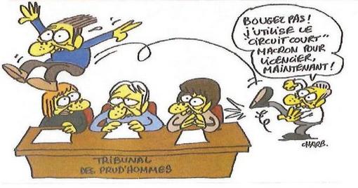 CGT Loi Macron