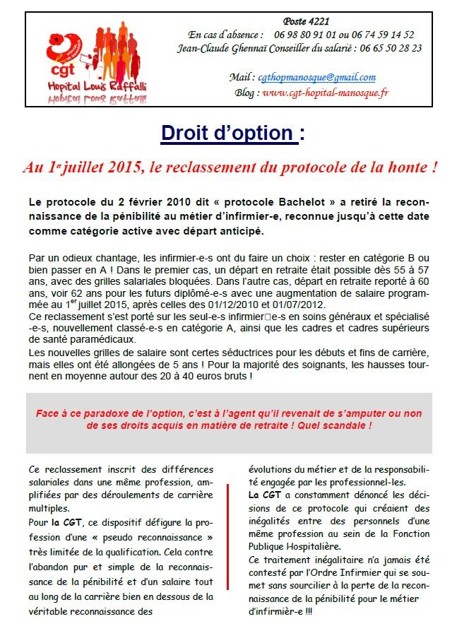 Tract droit d'option juillet 2015 (1)