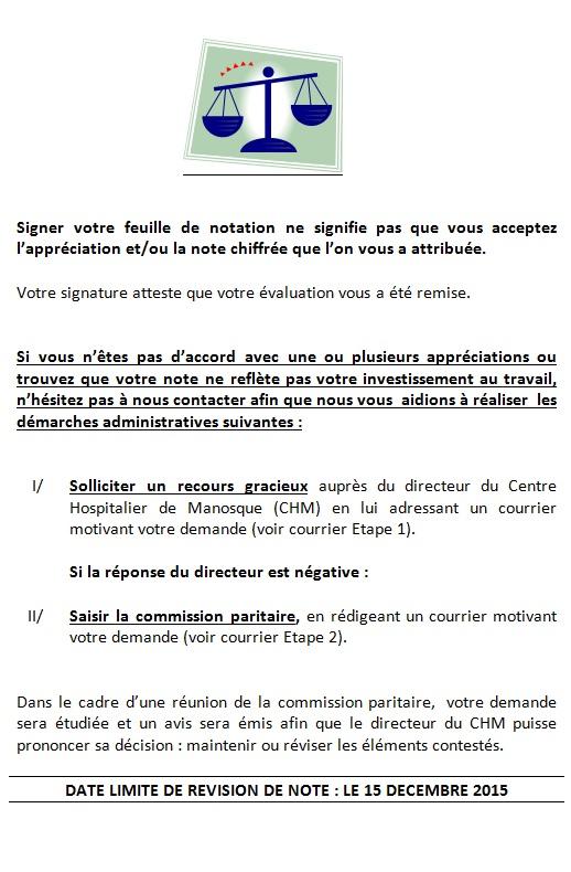 Tract révision de note (page 2)