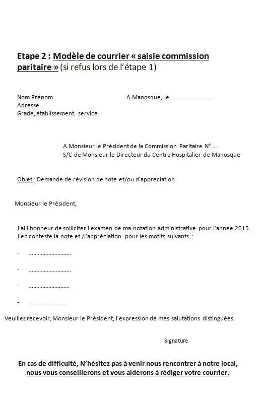 Tract révision de note (page 4)