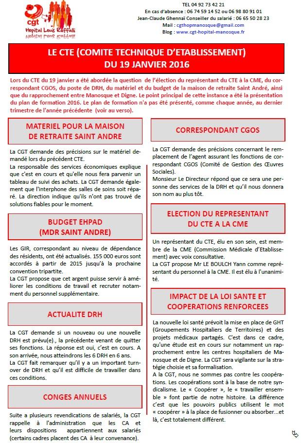 Tract CTE hôpital janvier 2016 (1)