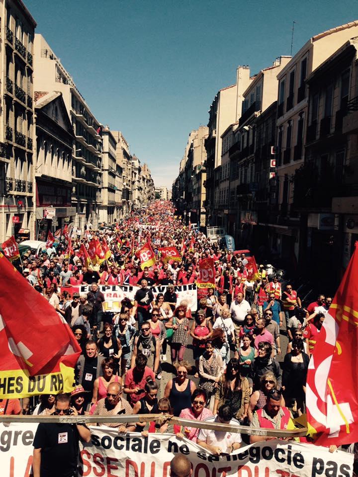 Manif du 14 juin 2016 à Marseille (1)