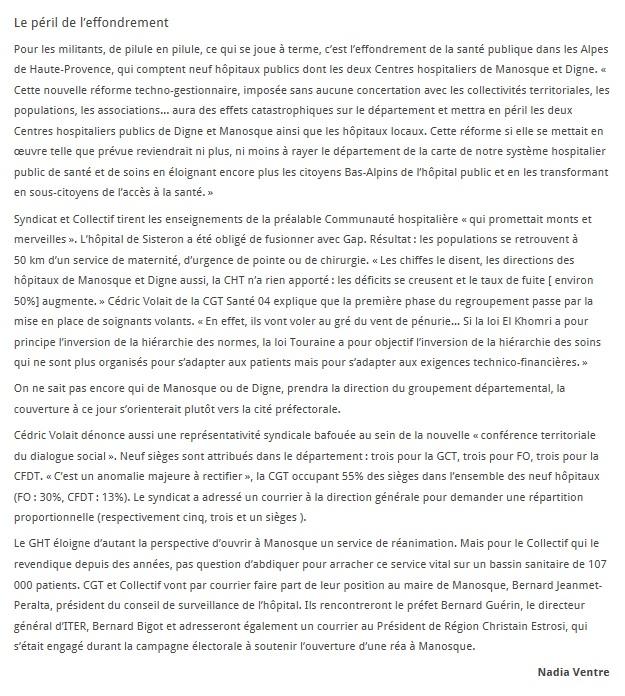 GHT La Marseillaise du 5 juillet 2016 (p3)