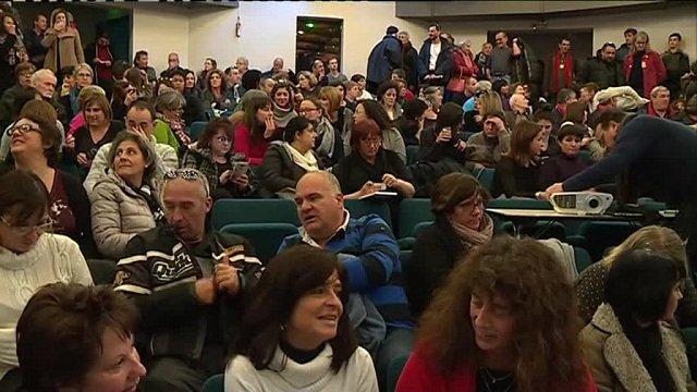 CGT Grève Clinique de l'Ormeau Tarbes