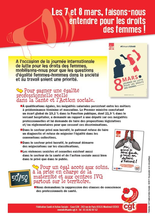 Tract CGT 7 et 8 mars droits des femmes (1)