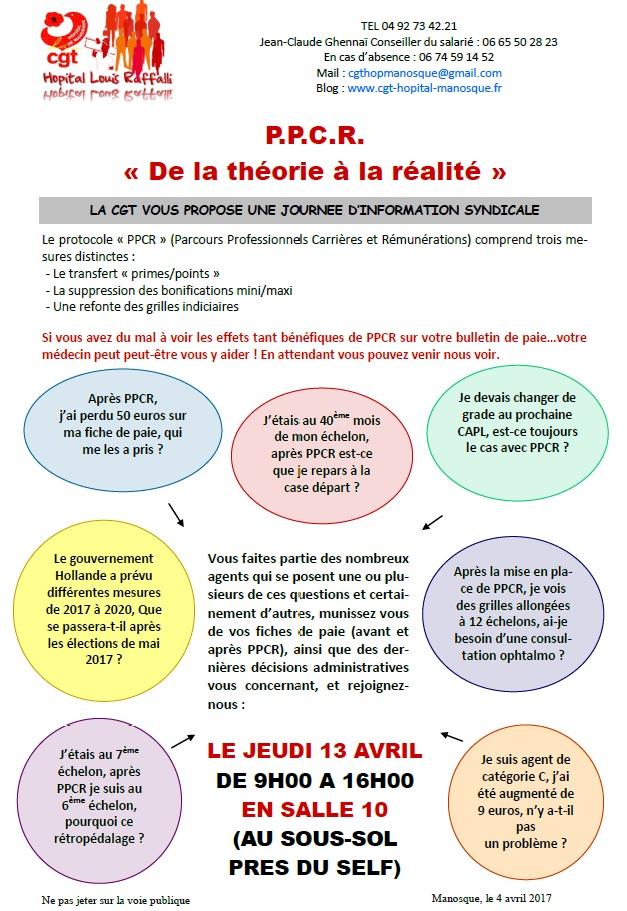 Tract PPCR CGT hôpital de Manosque 04-2017