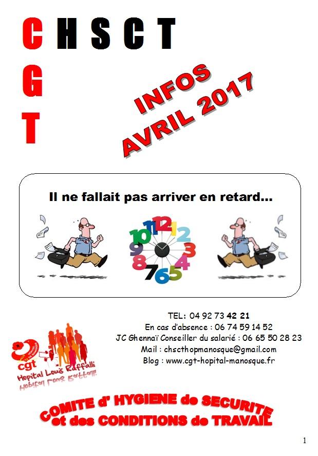 792. Info CGT CHSCT hôpital avril 2017 (p1)