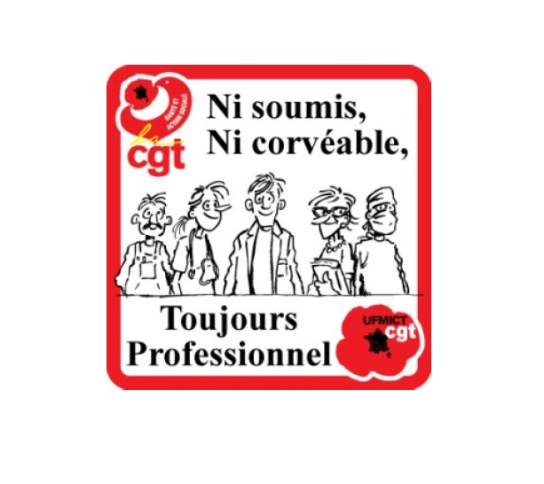 Infirmier IDE CGT Hôpital