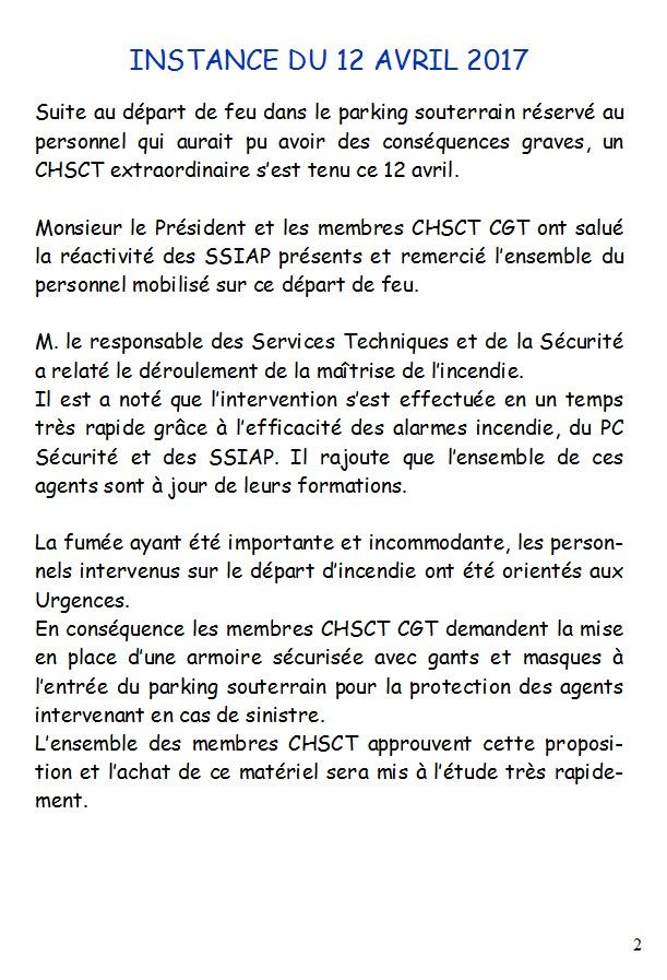 797. Info CHSCT incendie hôpital de Manosque p2