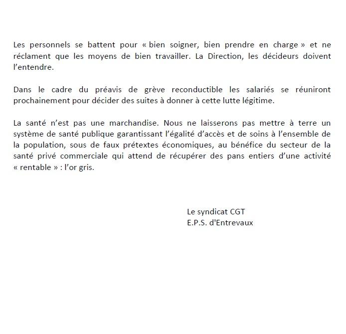 834. Communiqué CGT hôpital Entrevaux (2)