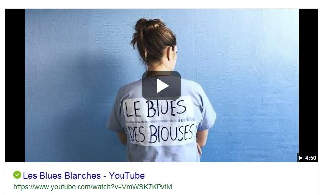 Clip Les Blues Blanches