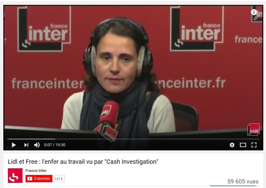 Cash Investigation Travail ton univers impitoyable (2)