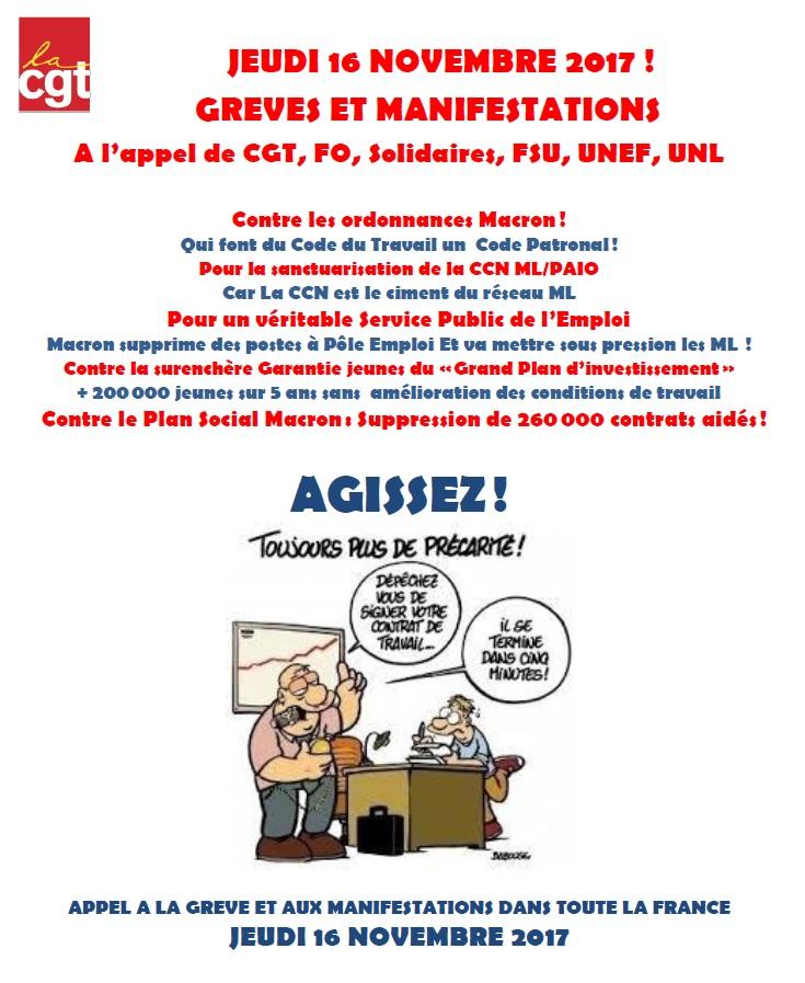860. Grève et manifestation CGT hôpital