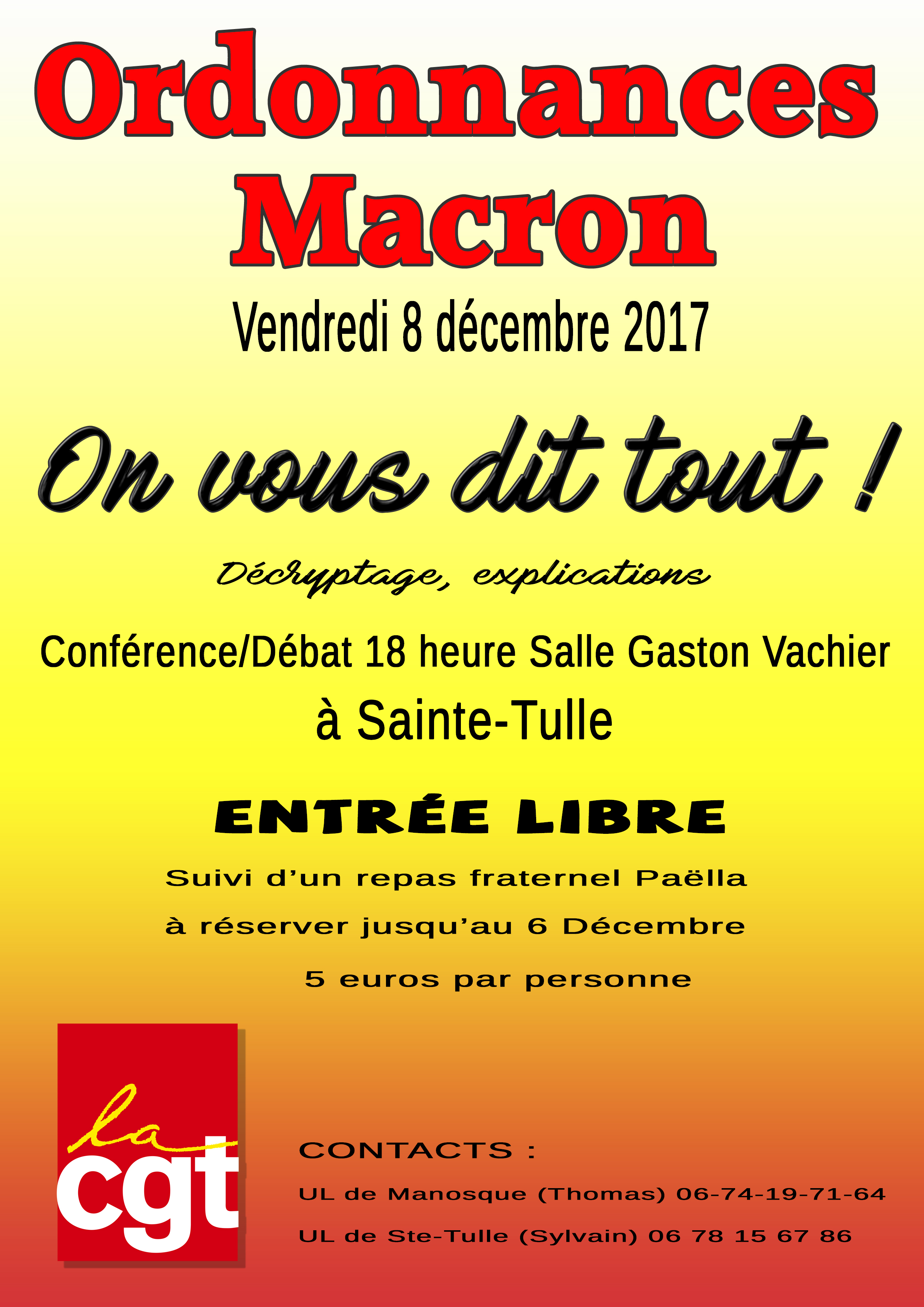 864. AG Ordonnances Macron CGT Manosque