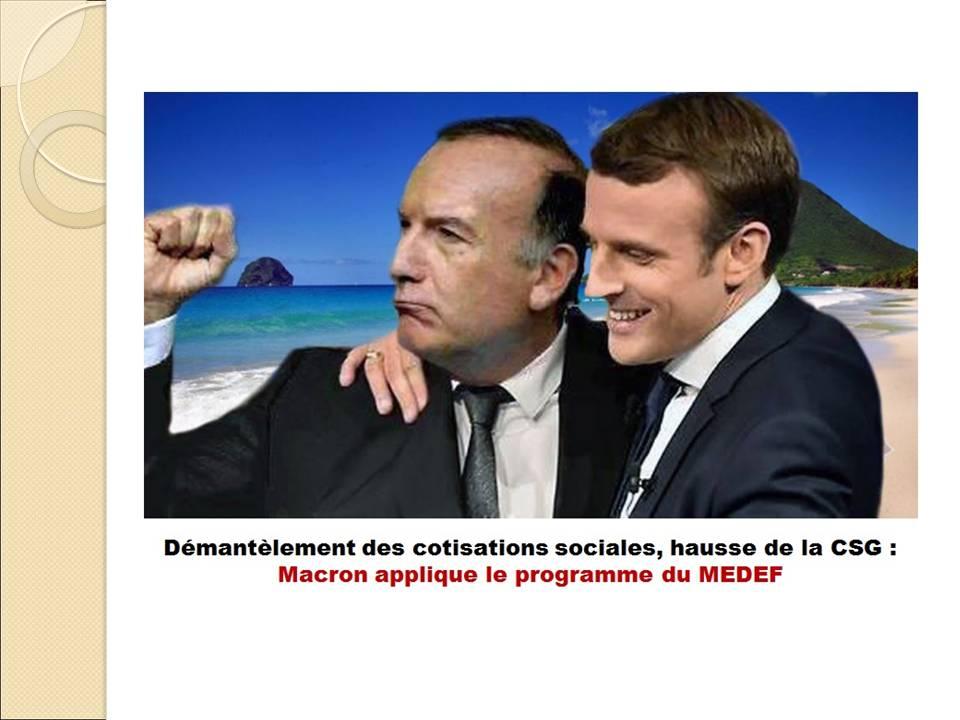 874. Hausse CSG Fonctionnaires (p1)