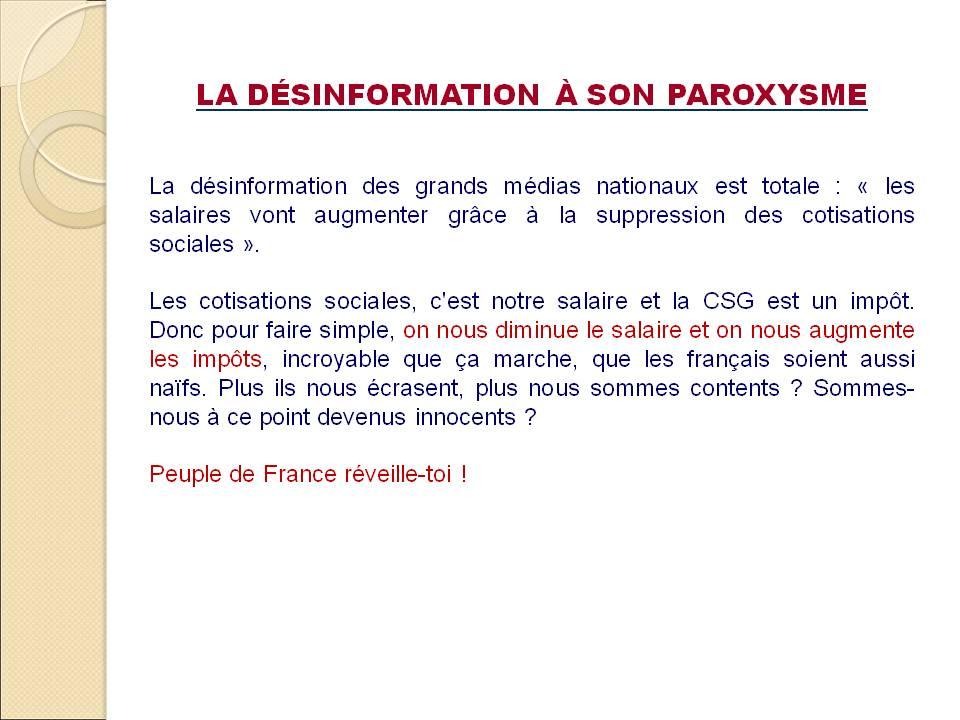 874. Hausse CSG Fonctionnaires (p5)