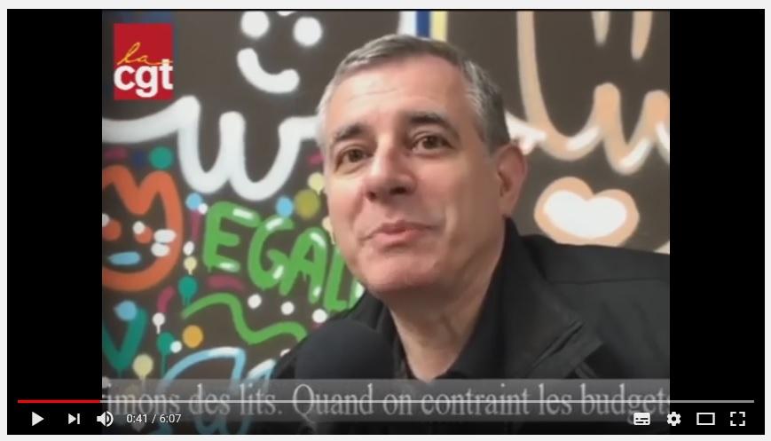 876. Vidéo Christophe Prudhomme