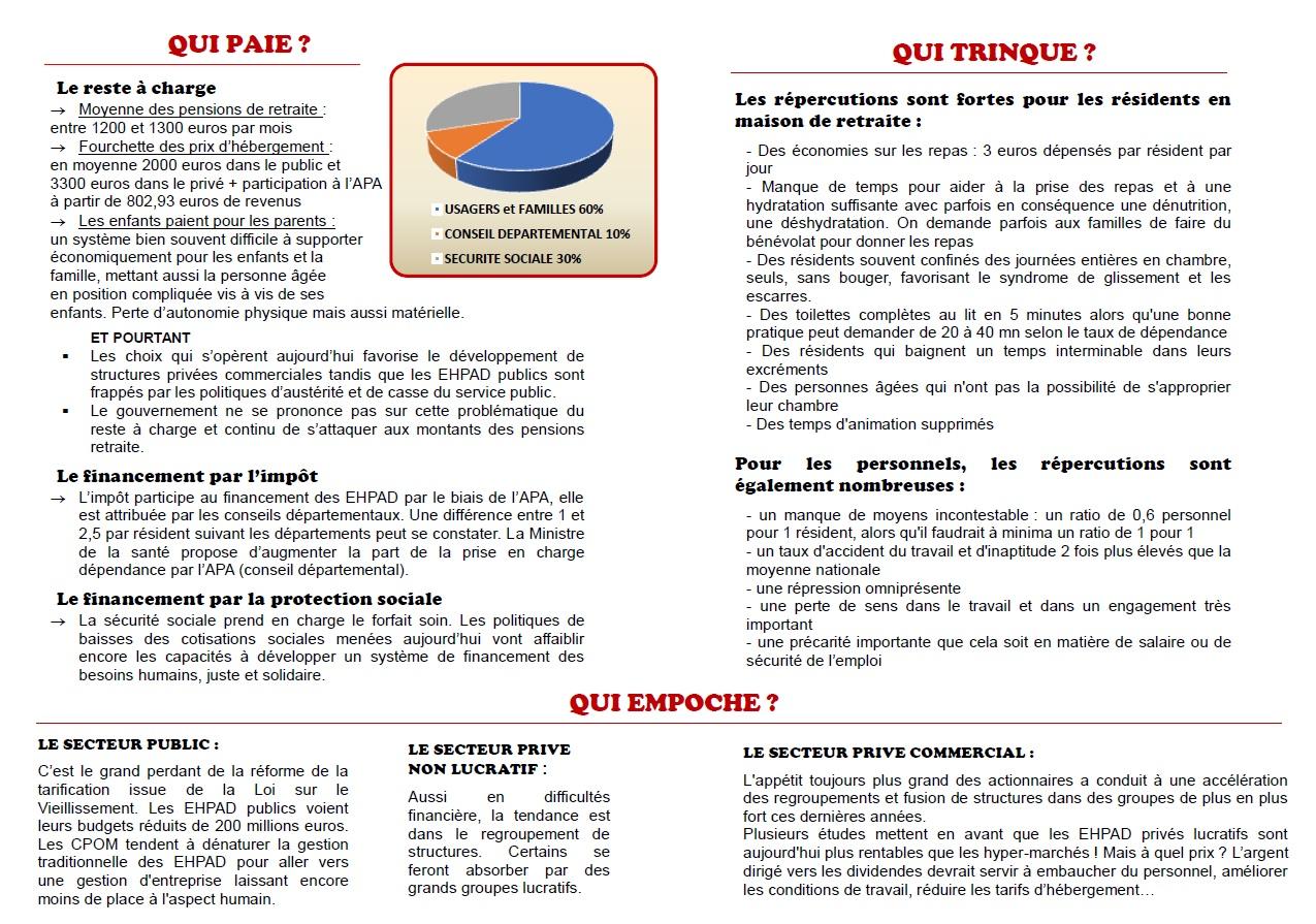 909. Livret tract EHPAD pages 2 et 3