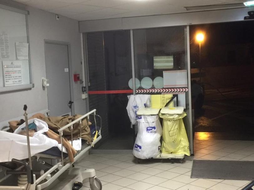 922. Patiente décédée aux Urgences