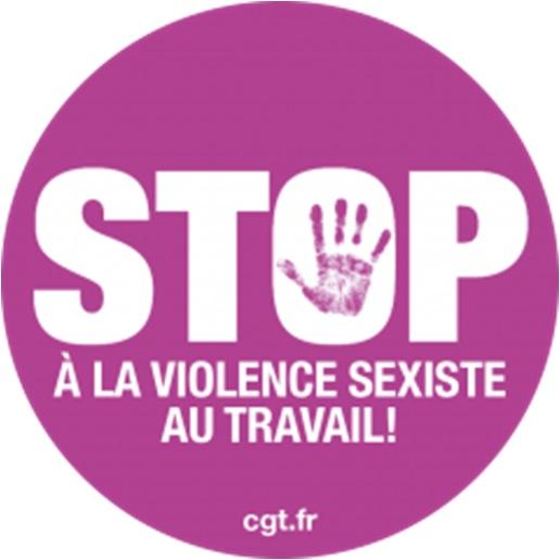 Stop aux violences sexistes au travail