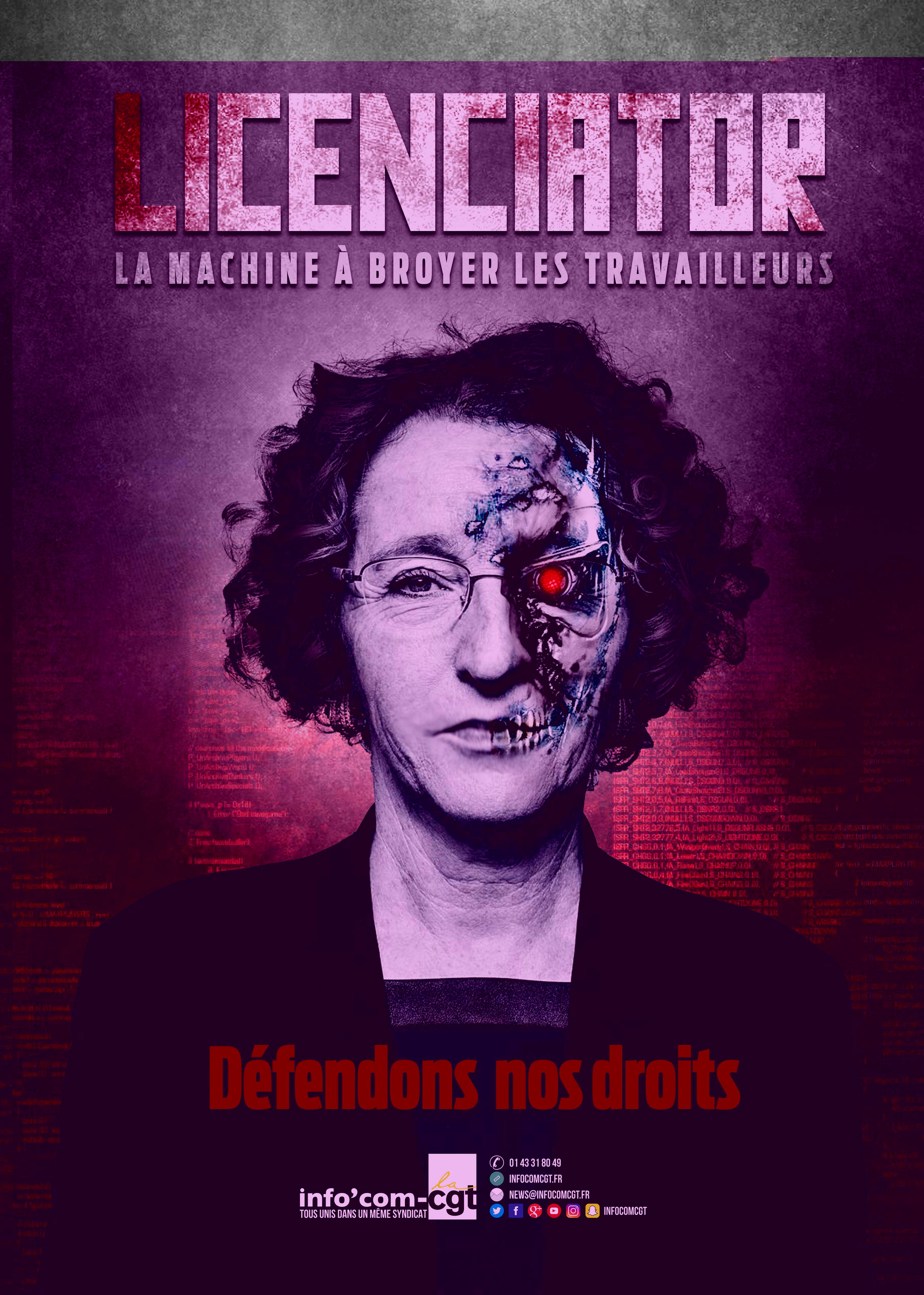 938. Licenciements Penicaud