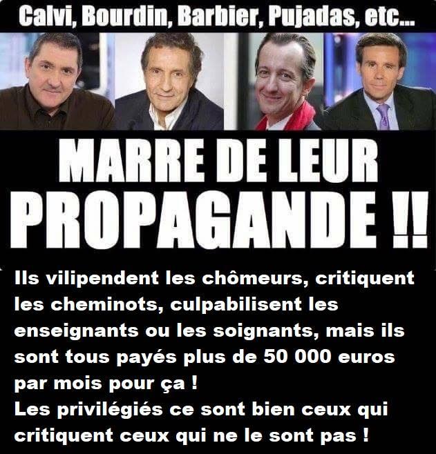 938. Marre de la propagande BFM