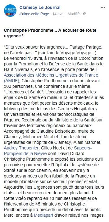 944. Conférence Urgences AMUF 2