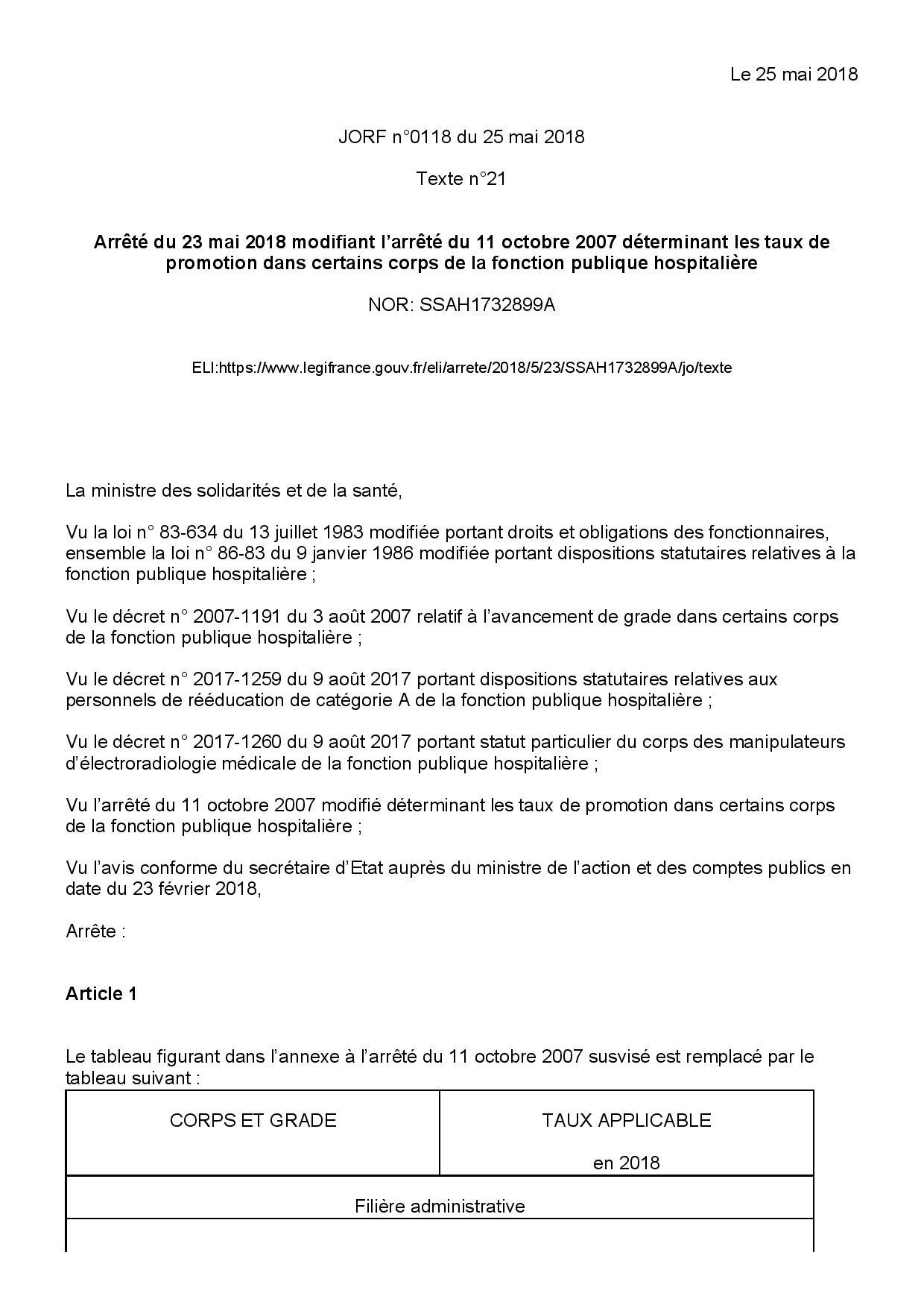 957. arrêté taux promotion 2018-page-001