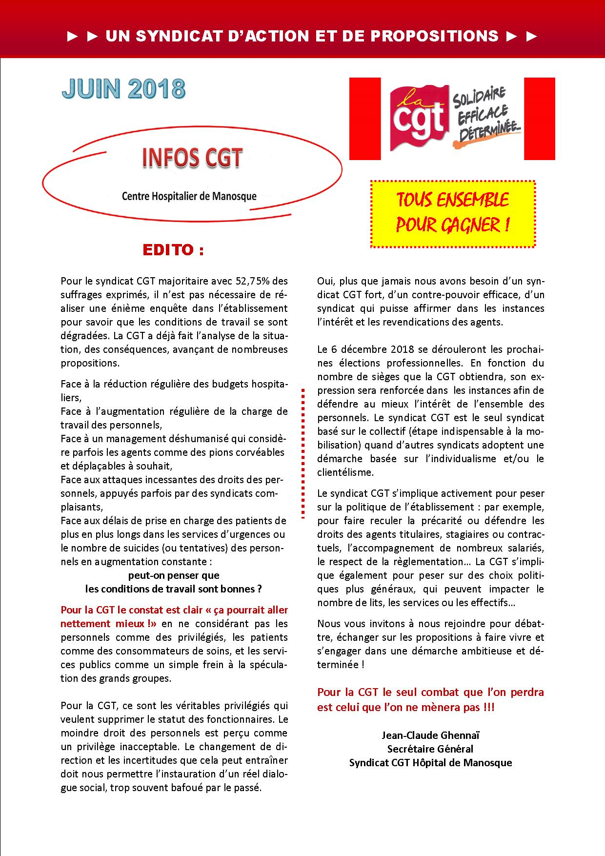 967. Info CGT Hôpital de Manosque (1)