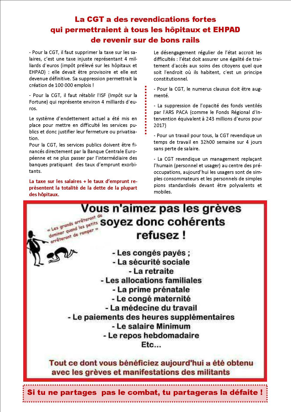 967. Info CGT Hôpital de Manosque (2)
