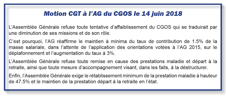 Motion CGT AG CGOS juin 2018