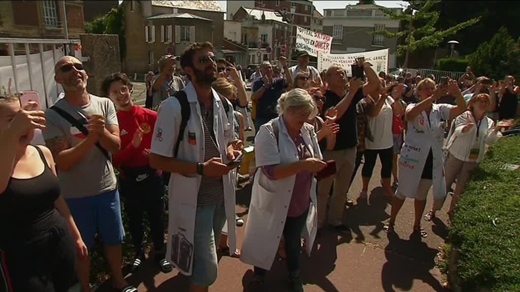 Les perchés de l'hôpital du Havre (3)