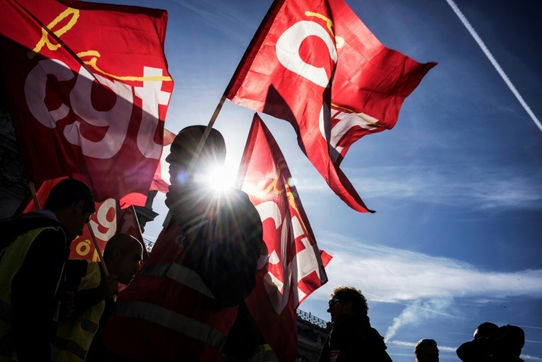 Journée de mobilisation Syndicat CGT