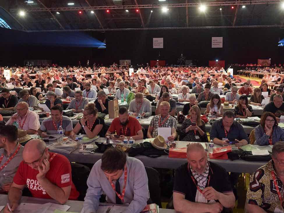 52ème congrès confédéral CGT Dijon 2019