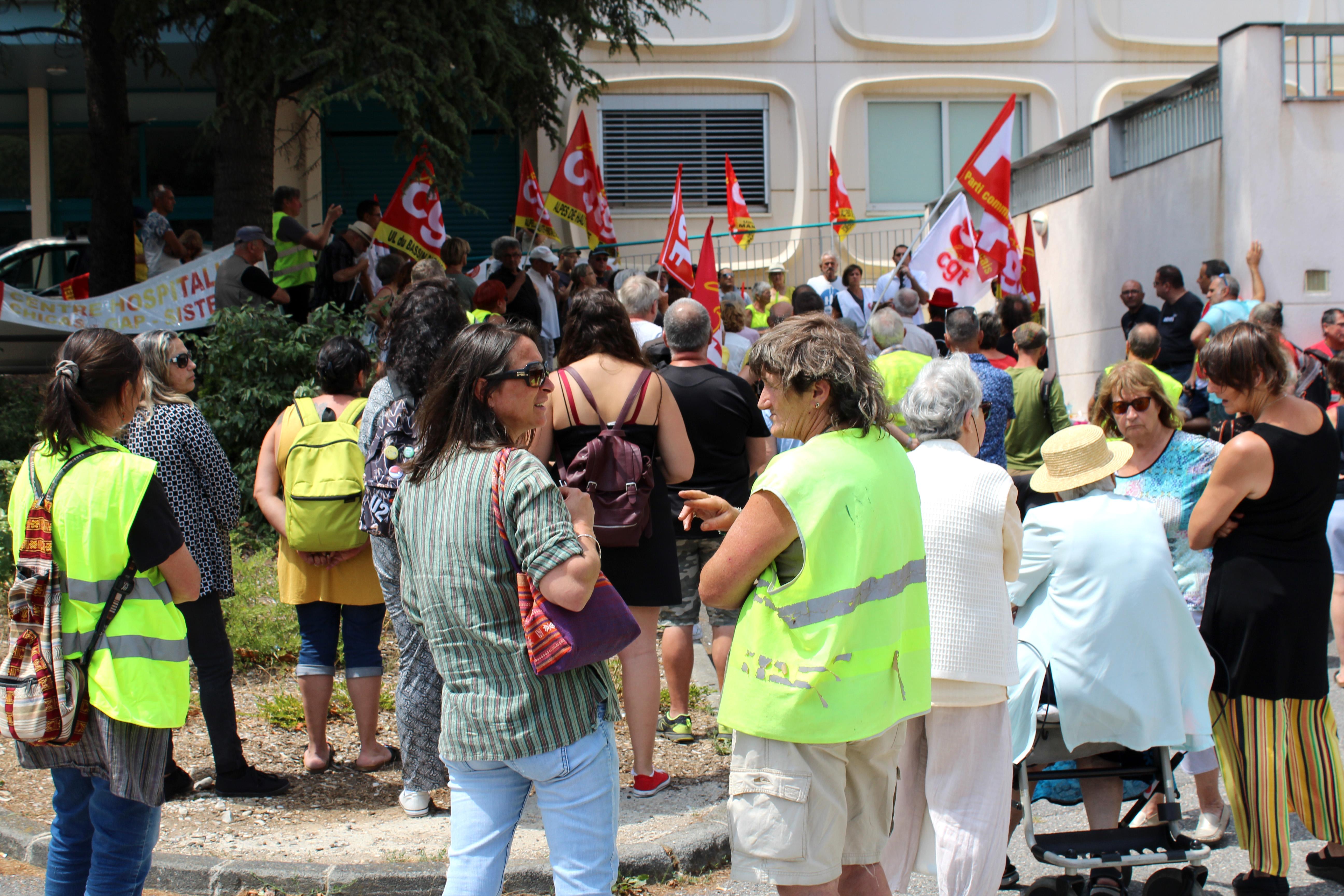 1152. Mobilisation urgences de Sisteron (1)