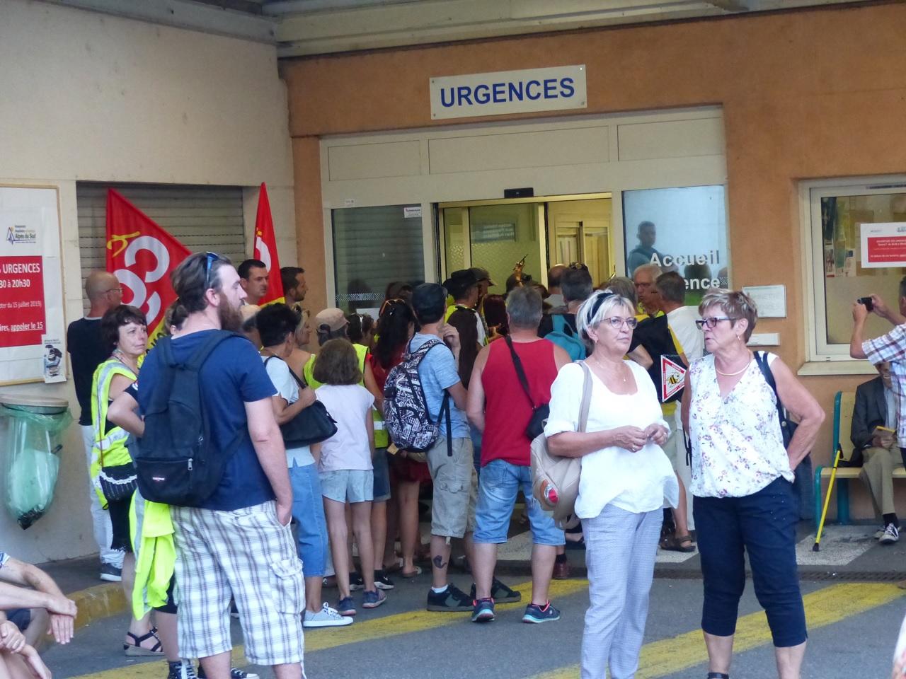 1152. Mobilisation urgences de Sisteron (2)