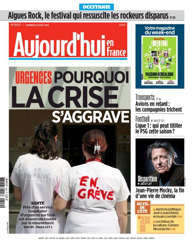 1154. Dossier crise aux urgences (1)