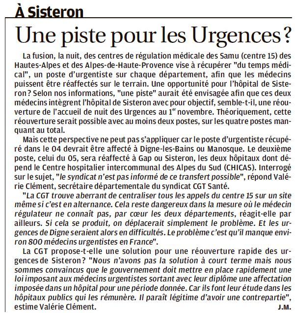 1181. La Provence du 18 octobre 2019 (6)