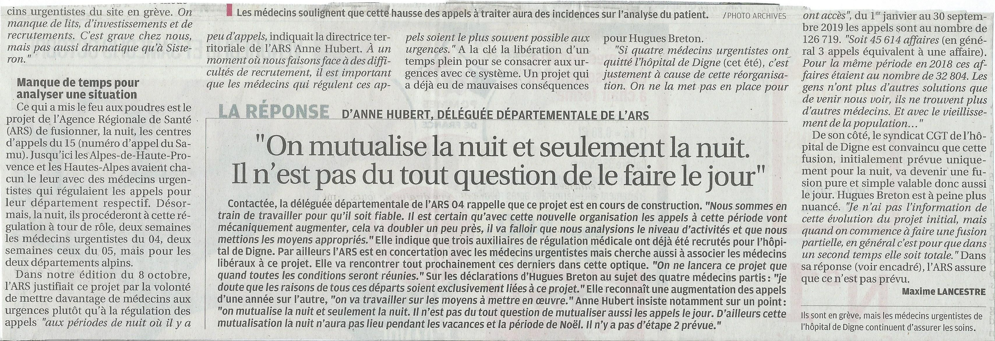 1181. La Provence du 18 octobre 2019 (7)