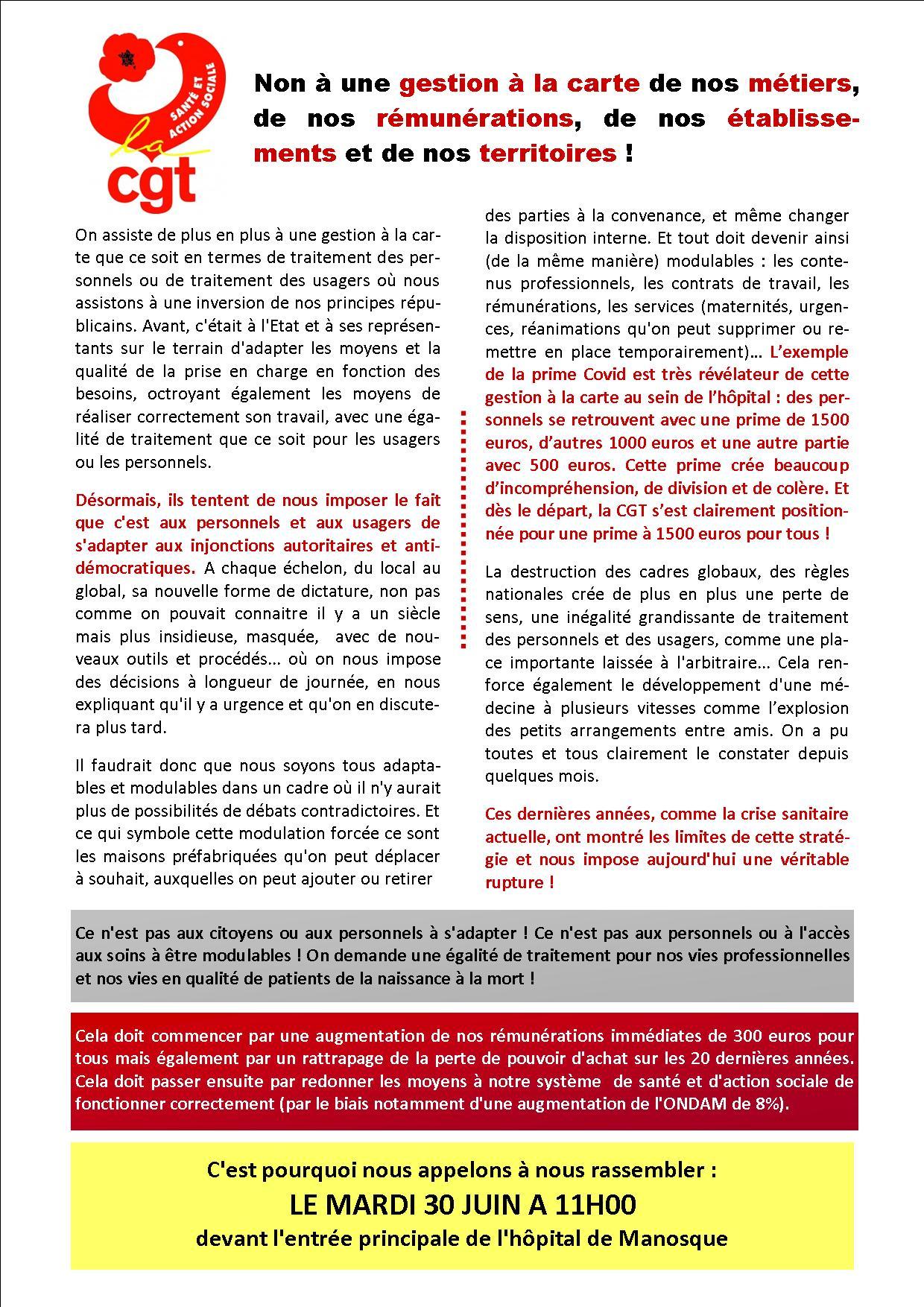 Tract CGT Hôpital de Manosque 30 juin 2020 (p2)