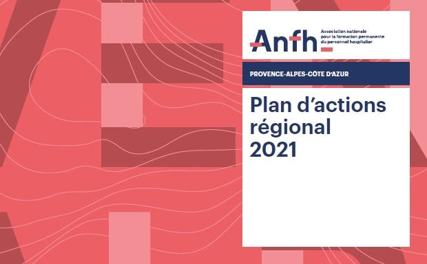 1321. Plan d'action régional ANFH PACA 2021