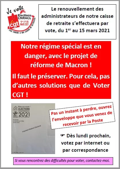 1343. Elections CNRACL affiche 2
