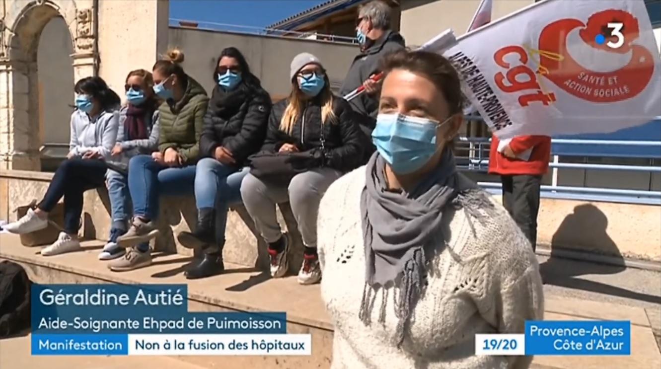 1353. Non à la fusion des hôpitaux de Riez, Puimoisson et Valensole